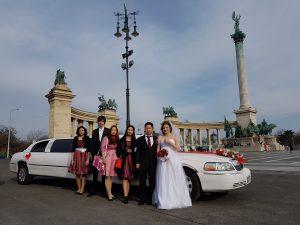 Limuzin Bérlés Budapesten