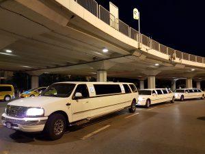 Limuzin, Viplimuzin, Reptéri Transzfer, Airport transfer, limo